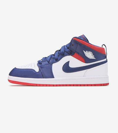 Jordan  Air Jordan 1 Mid SE  Blue - BQ6932-104 | Jimmy Jazz