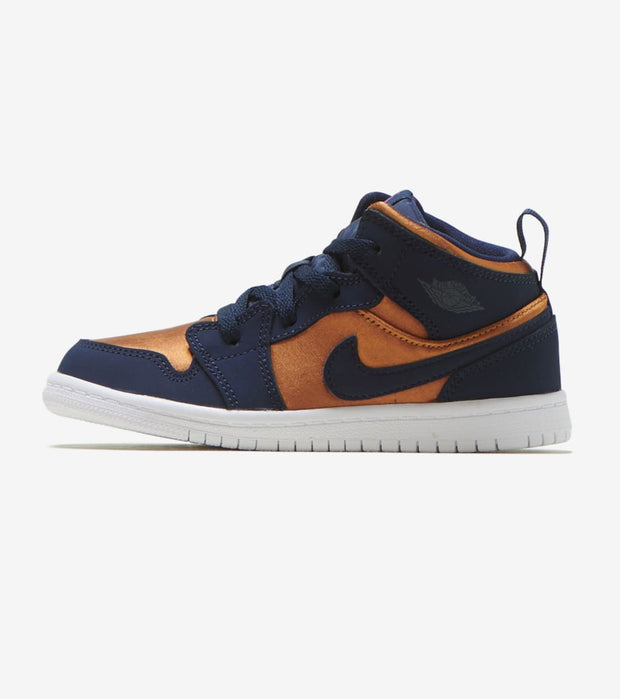 Jordan  Air Jordan 1 Mid SE  Navy - BQ6933-401 | Jimmy Jazz