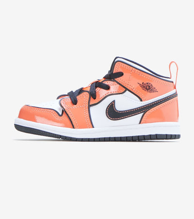 Jordan  Jordan 1 Mid SE  Orange - BQ6933-802 | Jimmy Jazz
