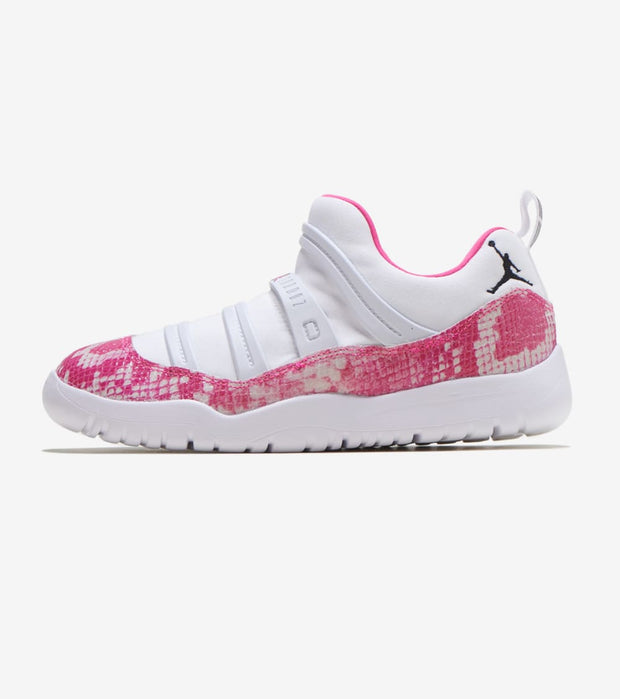 "Jordan  Retro 11 Little Flex ""Pink Snakeskin""  Pink - BQ7103-106 