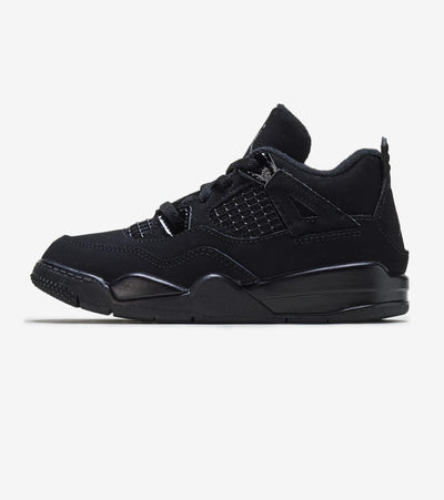 "Jordan  Air Jordan 4 Retro ""Black Cat""  Black - BQ7670-010 