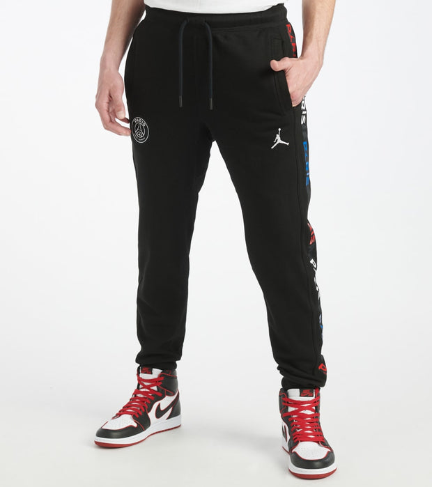Jordan  Paris Saint-Germain Pants   Black - BQ8348-011 | Jimmy Jazz