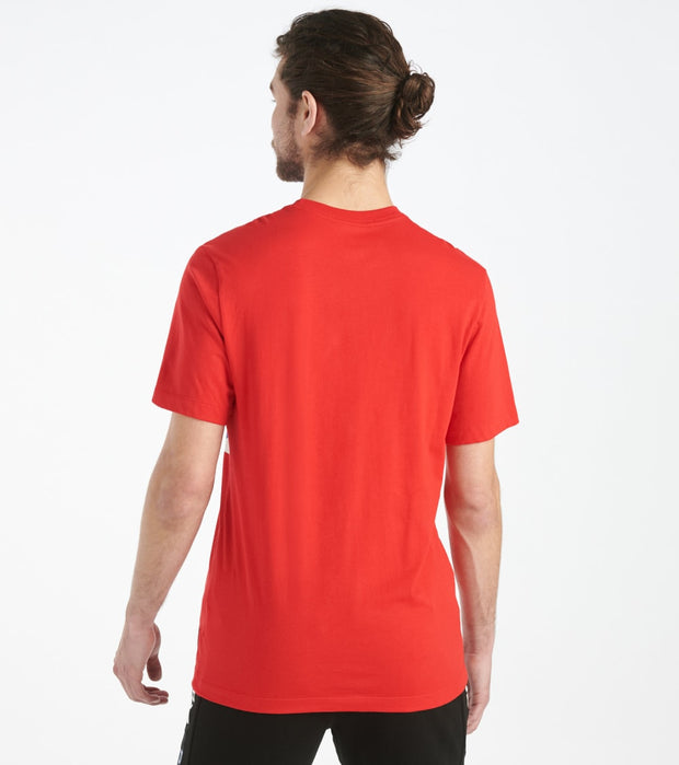 Jordan  Paris Saint-Germain T-Shirt  Red - BQ8389-657 | Jimmy Jazz