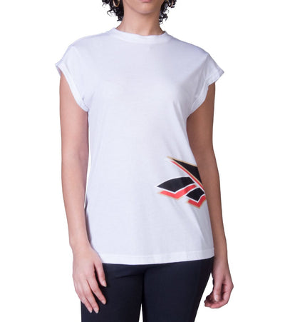 Reebok  LF Vintage Tee  White - BS3663-100 | Jimmy Jazz