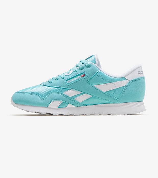 Reebok  CL Nylon Brights  Green - BS9388 | Jimmy Jazz
