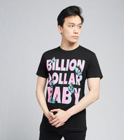 Billion Dollar Baby   Butterfly Tee  Black - BUTTERFLYTEE-BLK | Jimmy Jazz