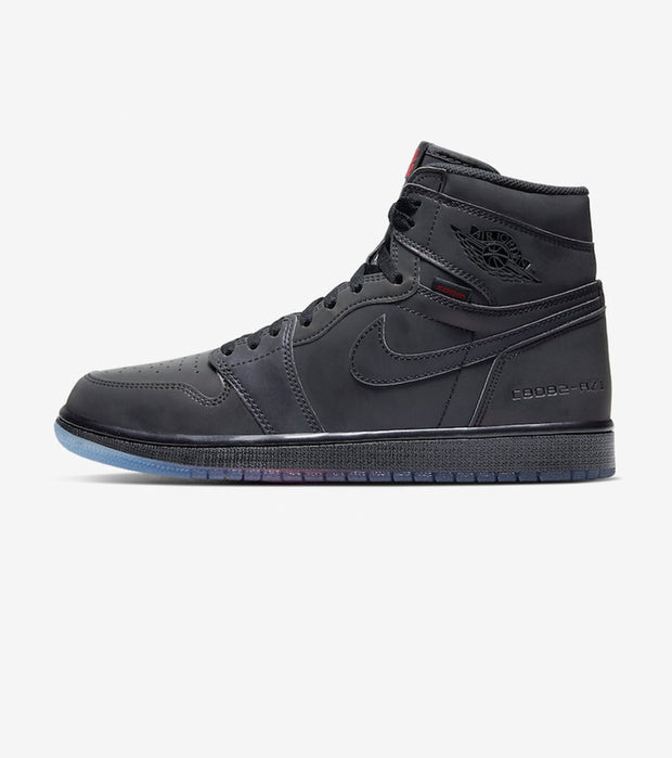 "Jordan  Air Jordan 1 High Zoom QS ""Fearless""  Black - BV0006-900 