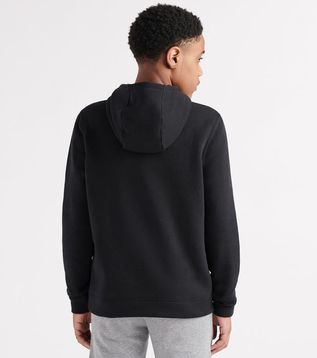 Nike  Boys NSW Club Pullover Hoodie  Black - BV0783-010 | Jimmy Jazz