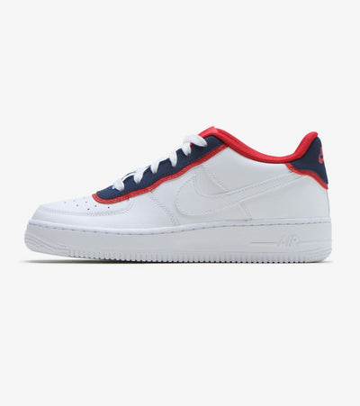 Nike  Air Force 1 LV8 1 DBL  White - BV1084-101 | Jimmy Jazz