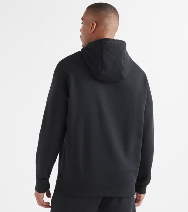 Nike  NSW Club Fleece Pullover Hoodie  Black - BV2654-010 | Jimmy Jazz