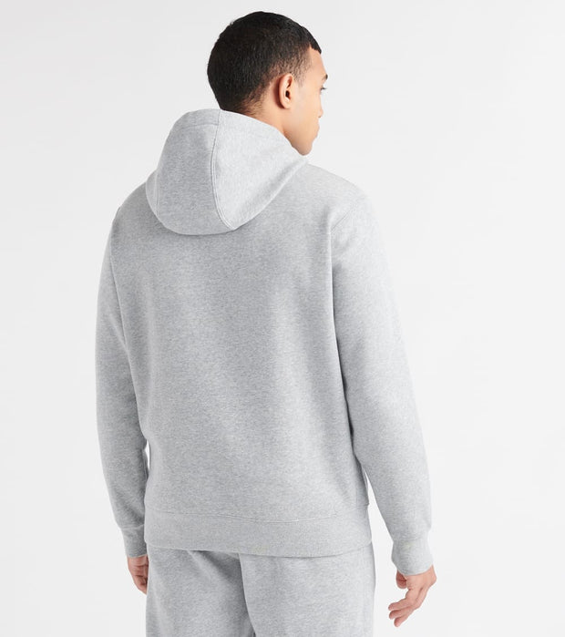 Nike  NSW Club Fleece Pullover Hoodie  Grey - BV2654-063 | Jimmy Jazz