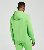 Nike  NSW Club Fleece Pullover Hoodie  Green - BV2654-304 | Jimmy Jazz