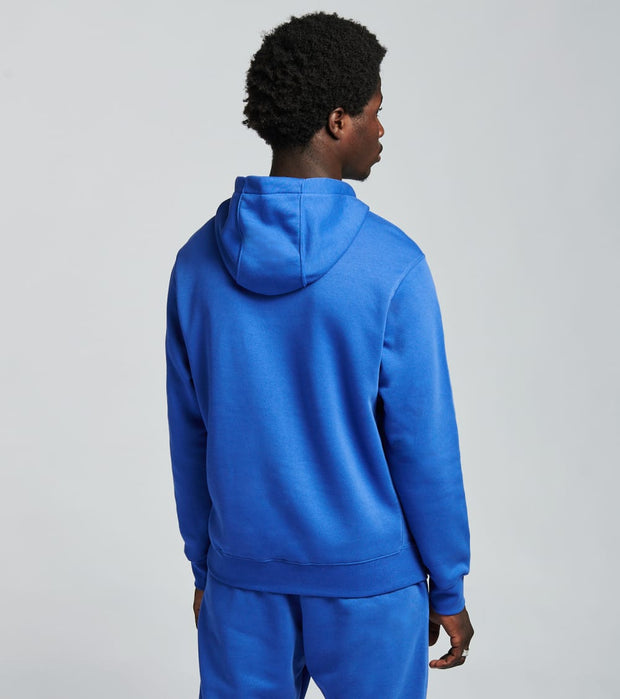 Nike  NSW Club Fleece Pullover Hoodie  Blue - BV2654-430 | Jimmy Jazz