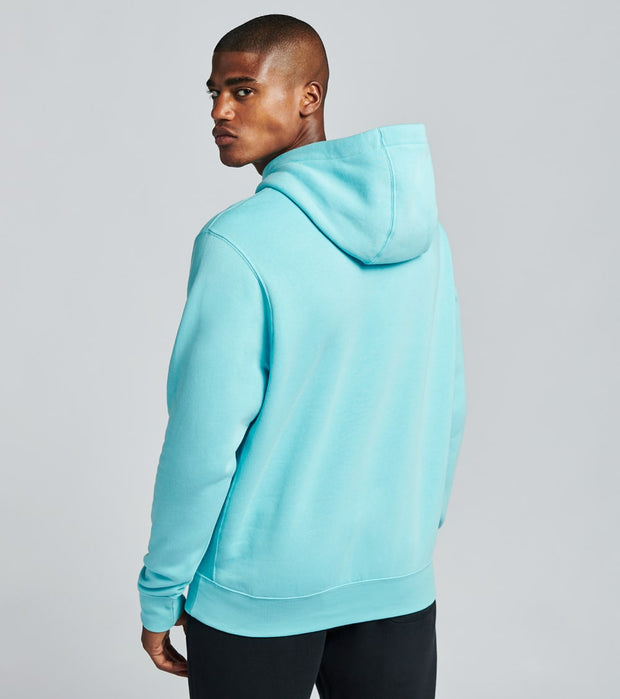 Nike  NSW Club Fleece Pullover Hoodie  Blue - BV2654-464 | Jimmy Jazz