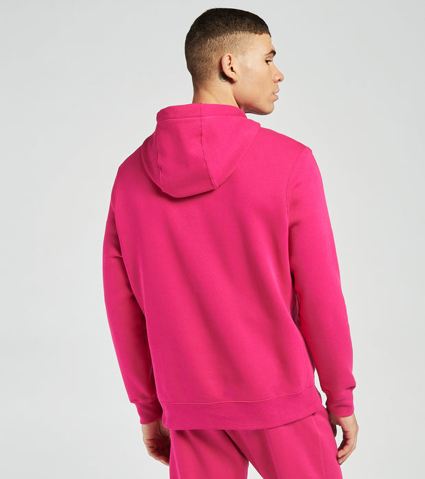 Nike  NSW Club Fleece Pullover Hoodie  Pink - BV2654-615 | Jimmy Jazz