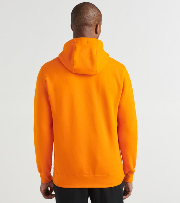 Nike  NSW Club Fleece Pullover Hoodie  Orange - BV2654-812 | Jimmy Jazz