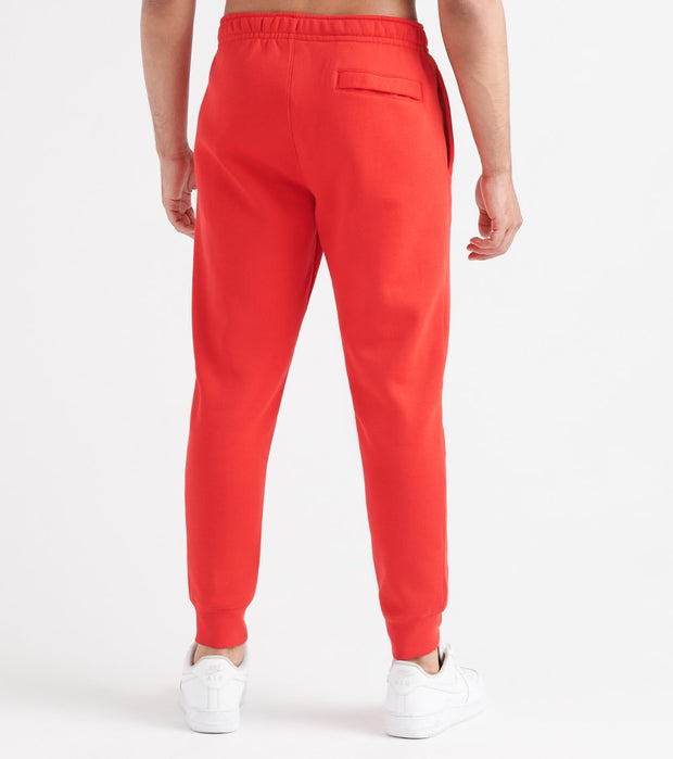 Nike  NSW Club Jogger  Red - BV2671-657 | Jimmy Jazz