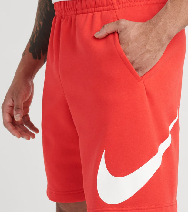 Nike  NSW Club Shorts  Red - BV2721-658 | Jimmy Jazz