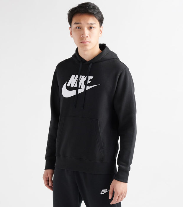 Nike  NSW Classic Hoodie  Black - BV2973-010 | Jimmy Jazz