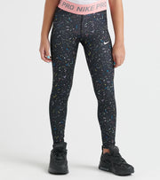 Nike  Girls Starry Night Tights  Black - BV3023-011 | Jimmy Jazz