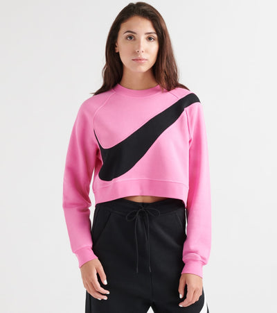 Nike  Swoosh Crew Fleece BB  Pink - BV3933-610 | Jimmy Jazz
