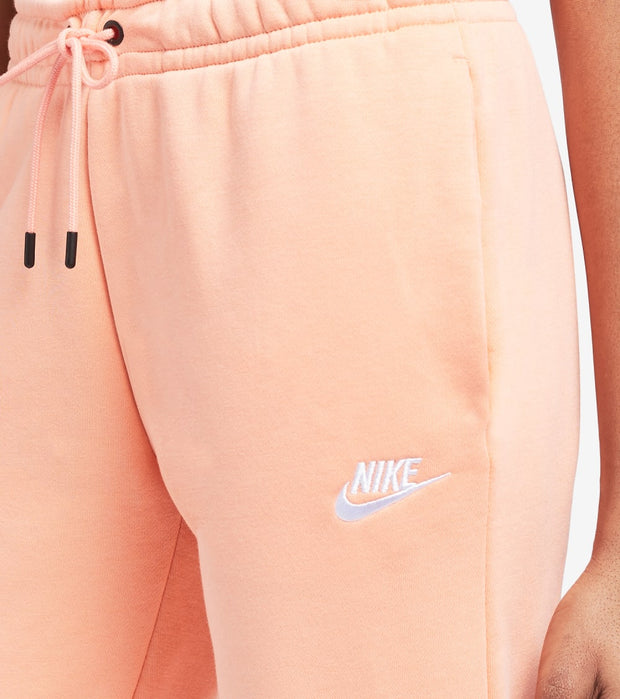 Nike  Sportswear Essential Fleece Joggers  Orange - BV4095-694 | Aractidf