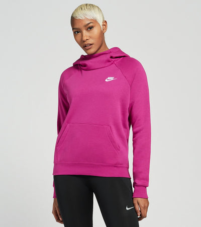 Nike  NSW Essential Pullover Fleece Hoodie  Purple - BV4116-564 | Jimmy Jazz