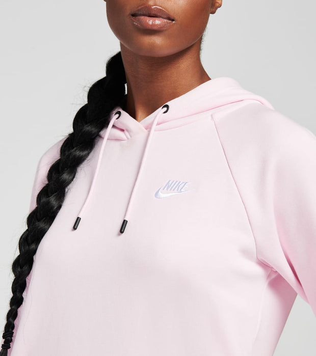Nike  NSW Essential Pullover Fleece Hoodie  Pink - BV4124-663 | Jimmy Jazz