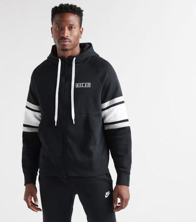 Nike  NSW Nike Air Fleece Hoodie   Black - BV5149-010 | Jimmy Jazz
