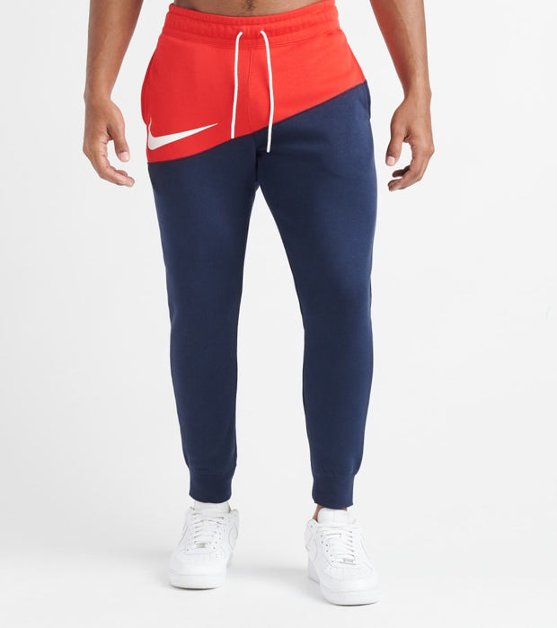 Nike  NSW Swoosh Pants  Blue - BV5219-658 | Jimmy Jazz