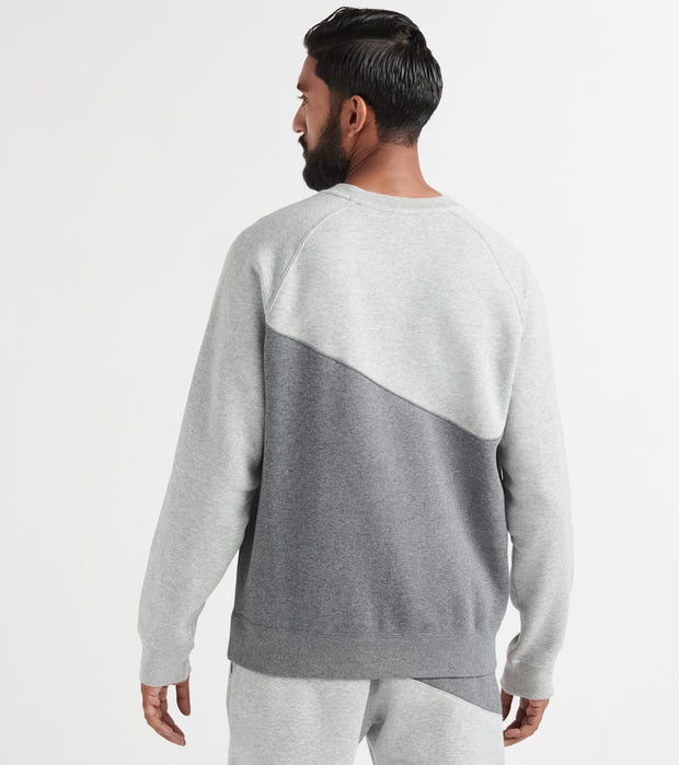 Nike  NSW Swoosh LS Crew Neck  Grey - BV5243-071 | Jimmy Jazz