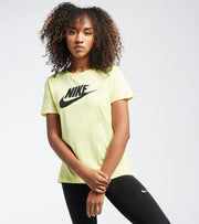 Nike  NSW Essential Icon Tee  Yellow - BV6169-712 | Jimmy Jazz