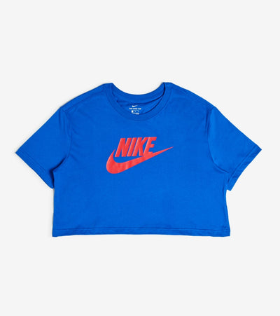 Nike  NSW Essential Crop Tee  Blue - BV6175-480 | Jimmy Jazz