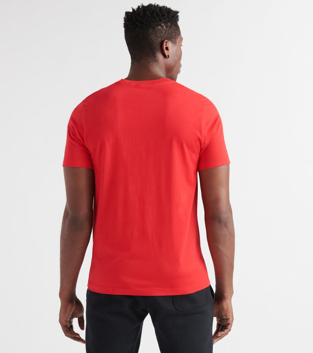 Nike  NSW Short Sleeve Tee Swoosh 1  Red - BV7645-657 | Jimmy Jazz