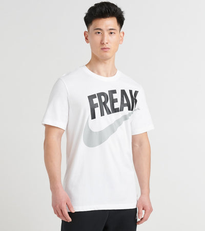 Nike  Dri-Fit Freak Tee  White - BV8265-101 | Jimmy Jazz