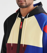 Nike  Kyrie Full Zip Hoodie  Multi - BV9285-657 | Jimmy Jazz