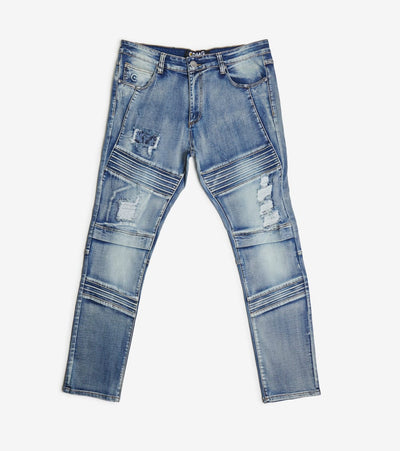 Caliber  The Crusher Jeans  Blue - C12451-FXB | Jimmy Jazz