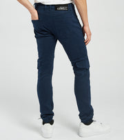 Caliber  Digies Cargo Pants L32  Navy - C12459-NVY | Jimmy Jazz