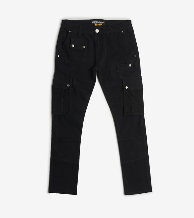 Caliber  The Timbers Cargo Pants  Black - C12530-BLK | Jimmy Jazz