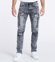 Caliber  Outpost Cargo Jeans L32  Grey - C12684-GRY | Jimmy Jazz