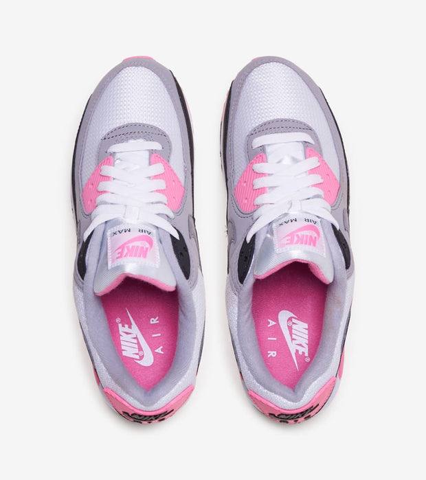 "Nike  Air Max 90 ""Rose Pink""  White - CD0490-102 