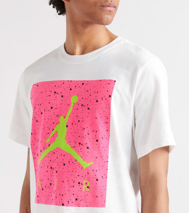Jordan  Poolside Crew Tee  White - CD0542-101 | Jimmy Jazz