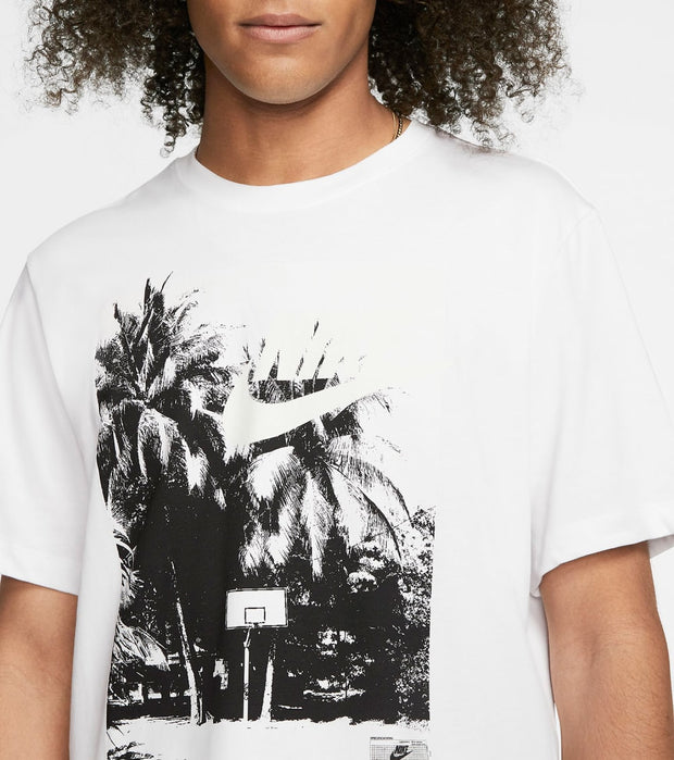 Nike  Nike Beach Tee  White - CD1294-100 | Jimmy Jazz