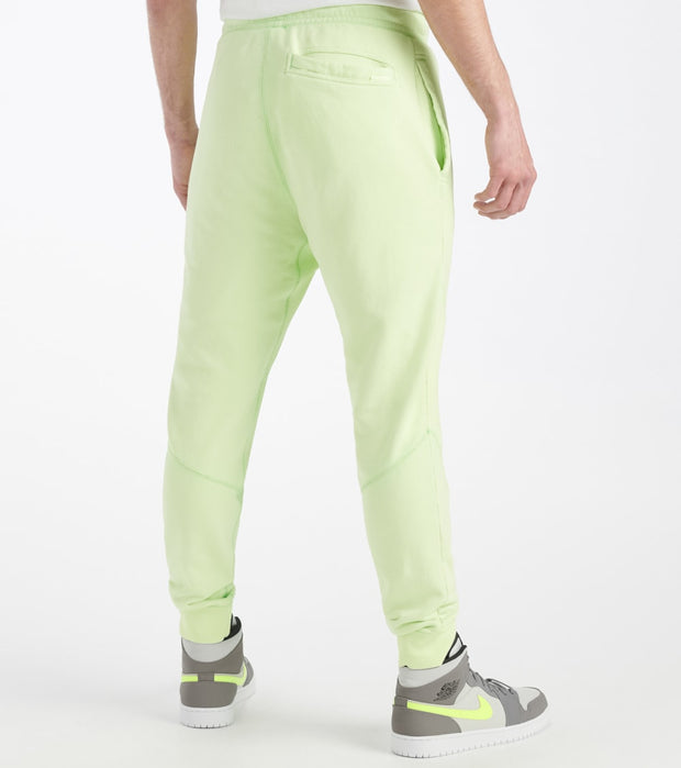 Jordan  MJ Wings Washed Fleece Pants  Green - CD4575-380 | Jimmy Jazz