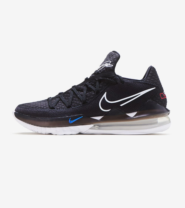 Nike  Lebron XVII Low LeBron James  Black - CD5007-002 | Jimmy Jazz