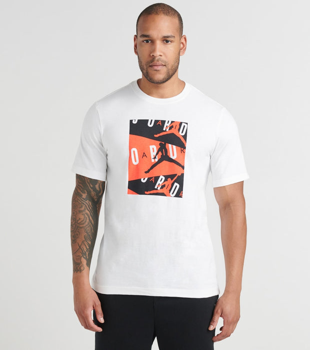 Jordan  Michael Jordan Air Crew Tee  White - CD5628-100 | Jimmy Jazz