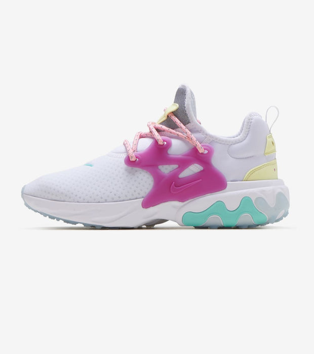 Nike  React Presto  White - CD9015-101 | Jimmy Jazz