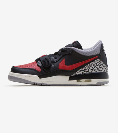 Jordan  Legacy 312 Low  Black - CD9054-006 | Jimmy Jazz