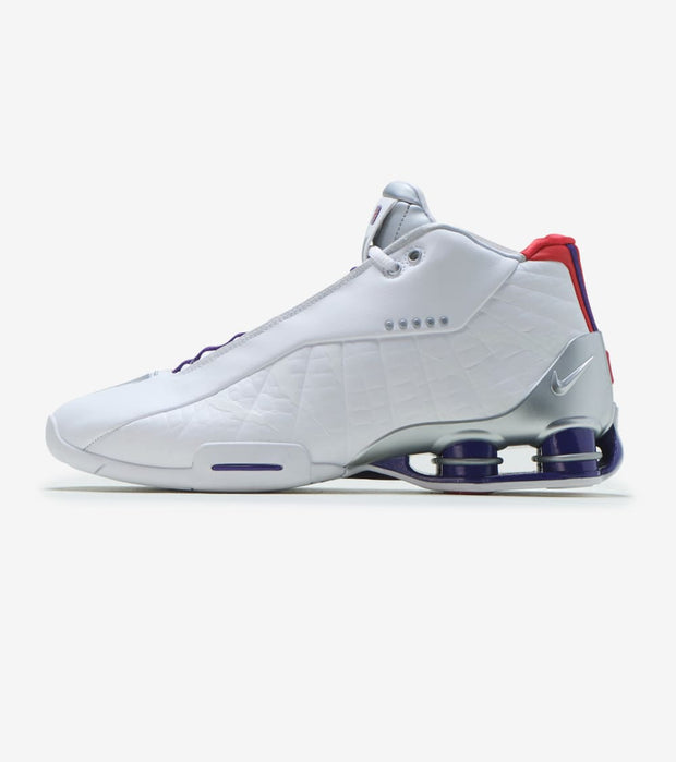 Nike  Shox BB4 QS  White - CD9335-100 | Jimmy Jazz