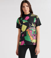 Adidas  CM Short Sleeve Tee  Multi - CE2278-997 | Jimmy Jazz